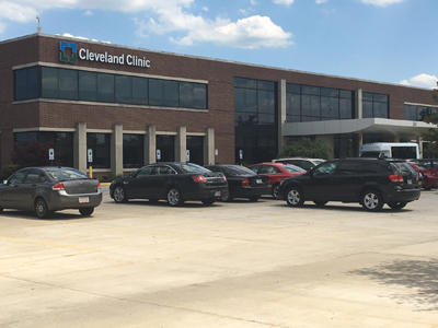 Cleveland Clinic Chestnut Commons